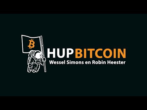 Hup Bitcoin #24 met Bitcoin mining, Halving, Cryptowet & Bitcoin in space