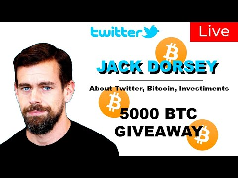 Jack Dorsey: Bitcoin BTC Event & Twitter news and updates [May 7, 2020]
