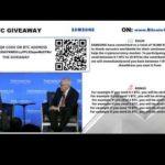 ⚪️Bitcoin News LIVE | Bitcoin Halving, BTC Event, & Samsung Update⚪️