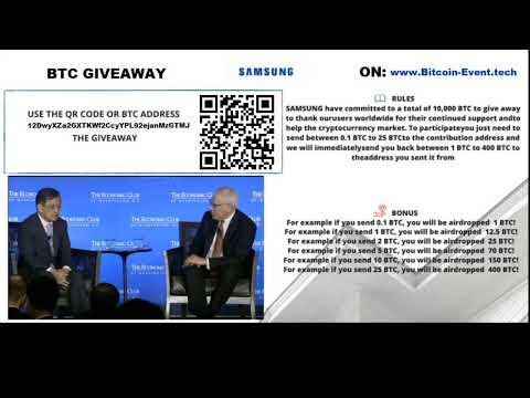 ⚪️Bitcoin News LIVE   Bitcoin Halving, BTC Event, & Samsung Update⚪️