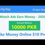 Click Pay Easy - Make Money Online 2020 | Watch Ads Earn Free Usd $10 Live Proof Urdu Hindi