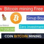 Coin bitcoin mining  site  sinup bouns