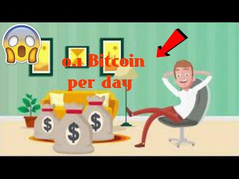 best free bitcoin mining 2020 - 0.1btc per day (legit, No SCAM)