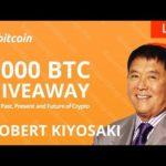 [ Robert Kiyosaki interview ] Crypto, Bitcoin BTC Halving [May, 2020]