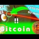 LESS THAN 60 HOURS!! BIGGEST BITCOIN SIGNAL IN YEARS - ONE FINAL MOVE?? MUST SEE