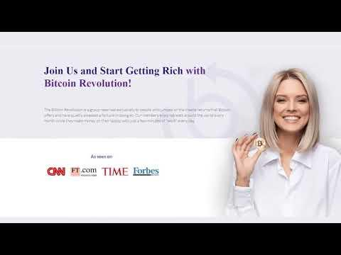 bitcoin revolution uno mattina, dragons den scam or legit