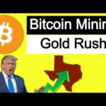 The US Bitcoin Mining Gold Rush & Path To $1 Million
