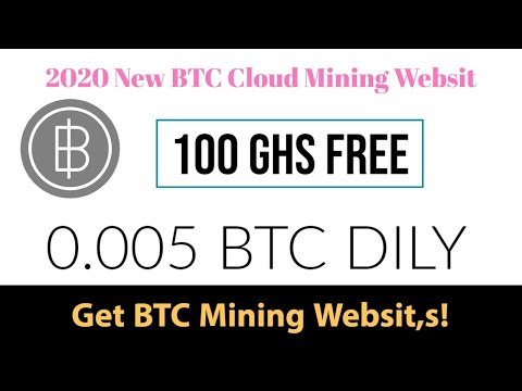 New free Bitcoin mining website 2020 || Mine daily 0.02999 Btc without Deposit with - SilkBit