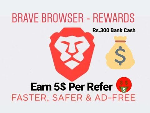 How To Make Money Online With Brave Browser (2000$ -- 5000$ / Month ) Replace Google Chorm