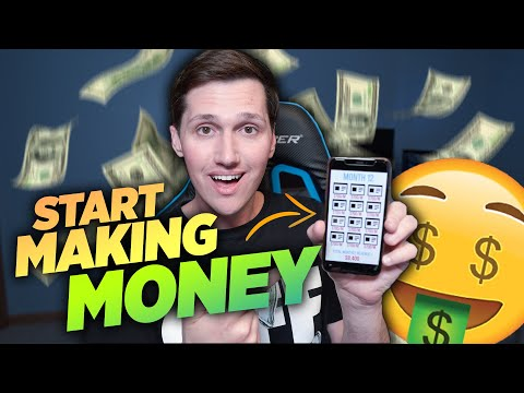 Want to make money online? Do this once a month.