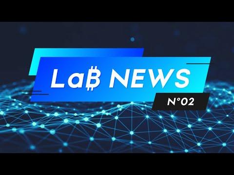 [ LaB News Crypto ] Bitcoin Halving - Régulations Globales - Procès XRP - Partenariat UFC & Chiliz