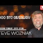 Steve Wozniak Bloomberg interview: Blockchain technology, Crypto, Bitcoin BTC Halving 2020