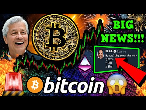 YES!!! BITCOIN: BIG NEWS!! HUGE VICTORY for BULLS!! BTC & ETH READY to EXPLODE!!?