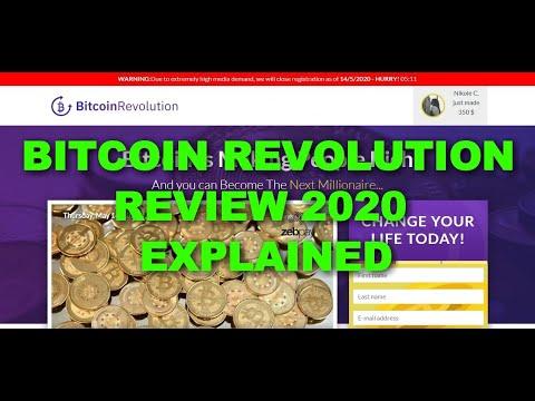 Bitcoin Revolution Reviews 2020, Scam or Safe Trading App? Explained!