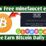 OMG Free Bitcoin Earn Bitcoin Best Earning Site 2020 ! minefaucet ! How to Earn Free Bitcoin
