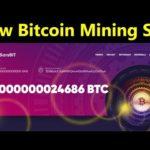 New Free Bitcoin Mining Site - Free Sign Up Bonus 10 Gh/s - Sarsbit