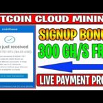 Live Payment Proof | Bitcoin Mining | Without Invest Earn | Earn Free BTC | EarnCryptoCoin |