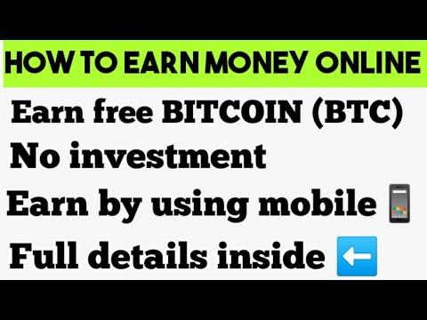 Earn BTC by playing games | Earn free BITCOIN tamil | Earn money by playing games |Online jobs Tamil