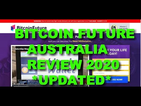 Bitcoin Future Australia Review 2020, Scam or Legit Trading App?