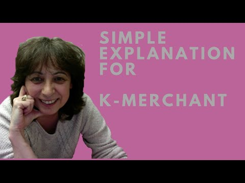 Simple Explanation of K-Merchant: Payment Gateway for Crypto 2019