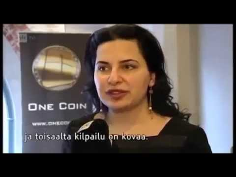 Новости. OneCoin on TV