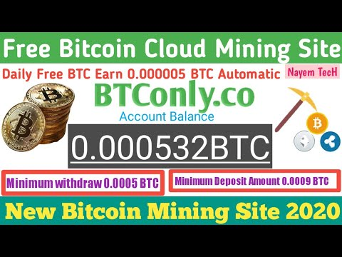Btconly.co Scam Or legit|| New Free Bitcoin Mining Site 2020||Bitcoin Ganarent 2020||BTC Earn Free