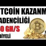 Kripto Para Madenciliği, Bitcoin Madenciliği, Bitcoin Mining, Cloud Mining, hashseek