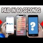3 APPS THAT PAY YOU PAYPAL MONEY FAST [Make Money Online]