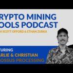 #032 Charlie & Christian – Crypto Mining Tools Podcast
