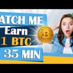 Free Bitcoin Mining Site for Android or Iphone | Free BTC Site to mine and Earn Money