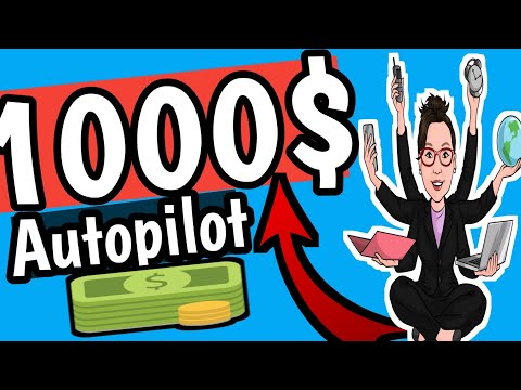 Earn 1000$ a MONTH PASSIVE INCOME 2020 Make money online 2020