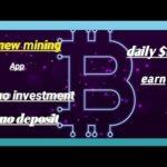 OMG😱free earning Bitcoin mining app 2020