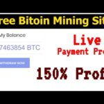 5 Free bitcoin Mining Websites 2020 | With Payment  Proof