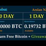 Exmine.biz - New Bitcoin Mining Site 2020 - Earn Free Bitcoin With Zero Invest Live Proof Urdu Hindi