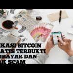Cara dapet bitcoin gratis dari aplikasi yang terbukti membayardan tidak scam