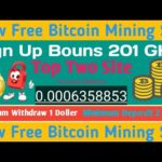 Crilaxminebtc Scam or legit||New Free Bitcoin Mining Site 2020||Bitcoin Ganarent 2020||Bouns 201GH/s
