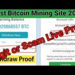 Freemining.co Legit or Scam | Free Bitcoin Mining Sites 2020 | Legit Bitcoin Mining Sites 2020