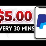 EARN $5 EVERY 30 MINS AVAILABLE WORLDWIDE | MAKE MONEY ONLINE