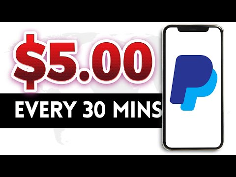 EARN $5 EVERY 30 MINS AVAILABLE WORLDWIDE   MAKE MONEY ONLINE