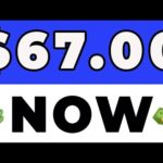 Earn $67.00 in PayPal Money Now Easy Make Money Online
