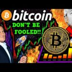 BITCOIN SELLING OFF!!? DON'T BE FOOLED!! WHY BTC PRICE WILL EXPLODE to $60k!! 🚀