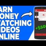 Earn $500+ Per Day WATCHING VIDEOS - Make Money Online