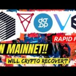 Ren Protocol Launches Mainnet! Vechain VET, Chiliz CHZ, DigitalBits XDB, IOST Crypto News