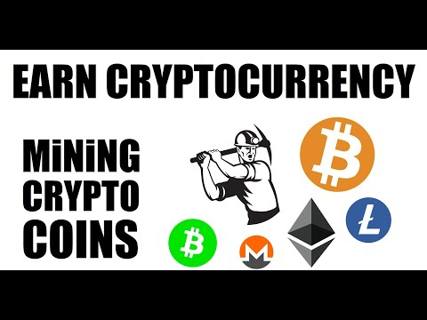 Earn Cryptocurrency, Cryptocurrency Mining, Mine Cryptocurrency Online, Dualmine Cloud Mining