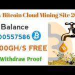 Best Trusted Free Bitcoin Mining Sites Without investment 2020  1000 GH/S FREE Bonus !Withdraw Proof