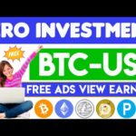 Make Money Online 2020 | earn free bitcoin |  Work from home jobs 2020 | earn money online,