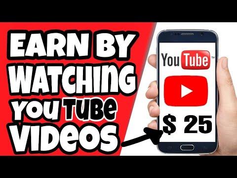 Earn $25 Per Hour WATCHING VIDEOS | Make Money Online