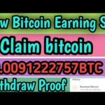 New claim bitcoin site, New BTC Mining Site, New Bitcoin Mining Site, Free bitcoin miner