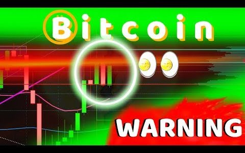 BITCOIN ABOUT TO BREAK!!! HERE IS WHAT HAPPENS NEXT!! MUST SEE BREAKOUT TARGET