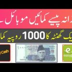 How to Make Money Online in Pakistan 2020 | Online Earning App | Easypaisa | JazzCash